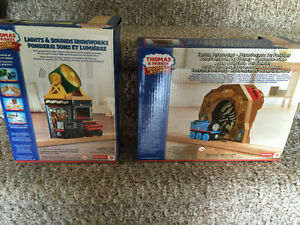 New! Thomas and friends  wooden railway sets Kitchener / Waterloo Kitchener Area image 4