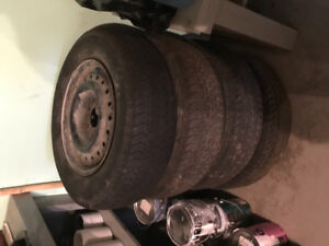 All seasons tires 205/70/15