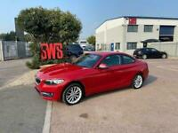 2016 (16) Bmw 2 Series 218I Sport Coupe 1.5 Manual Petrol - HPI CLEAR SALVAGE