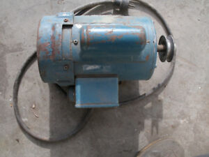 1/2 hp ELECTRIC MOTOR
