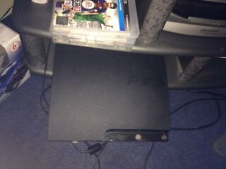 PS3 slim line!120gb