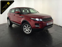 2012 RANGE ROVER EVOQUE PURE TECH SD4 ESTATE SERVICE HISTORY FINANCE PX