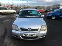 Vauxhall/Opel Vectra 1.9CDTi ( 120ps ) SXi - 2005 - 131K - May Mot - 2 Keys
