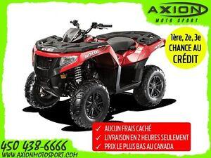 2015 Arctic Cat XR 700 XT EPS NEUF !! 36,66$/SEM