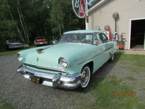 1955 Lincoln Other Yes Coupe (2 door)