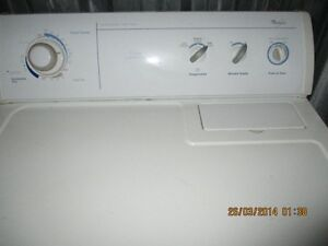 WHIRLPOOL GAS DRYER VRY CLEAN