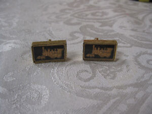 Cuff Links -- FROM PAST TIMES Antiques & Coll - 1178 Albert St