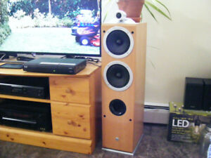 Wharfedale Pacifica PL-30 Speakers