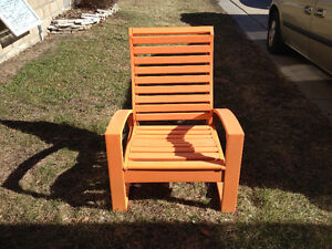 c r industries relaxed adirondack chair