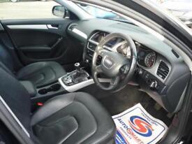 2013 AUDI A4 TDI SE 4DR TECHNIK. FULL MAIN DEALER SERVICE HISTORY ONE OWNER £30