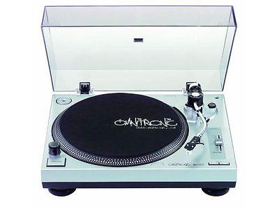 OMNITRONIC BD-1350 Plattenspieler / Turntable silber