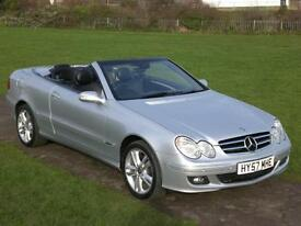 2007 (57) Mercedes-Benz CLK280 3.0 7G-Tronic Avantgarde