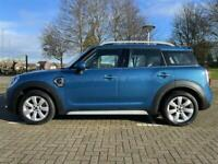 2019 MINI Countryman 2.0 COOPER S CLASSIC STEPTRONIC (S/S) 5DR SAT NAV | FROM