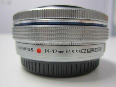Brand new Olympus M.Zuiko Digital ED 14-42mm F3.5-5.6 EZ Silver Bulk ES*3 segunda mano  Embacar hacia Spain