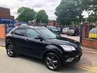 2013 '63' Ssangyong Korando 2.0TD (175BHP) LE - ONE OWNER FROM NEW!