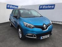 2014 Renault Captur 1.5 dCi 90 Dynamique MediaNav Energy 5dr 5 door Hatchback
