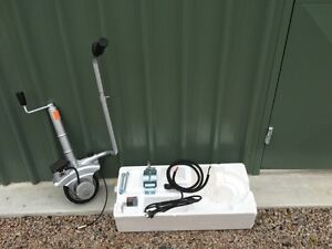 12 volt Motorized  Trailer / Caravan Jack Holbrook Greater Hume Area Preview