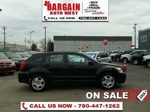 2008 Dodge Caliber SXT  - $41.41 B/W '' CALL THE CREDIT KINGS ''