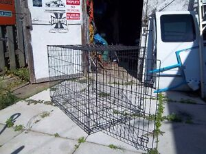 extra extra large collaspable dog crate