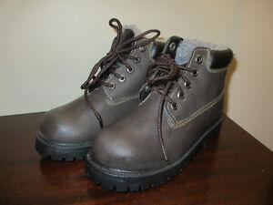 Brand New Size 12 1/2 Boys Boots Kitchener / Waterloo Kitchener Area image 1