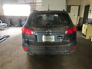 2007 Hyundai Santa Fe SUV, Crossover Parting out