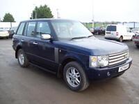 2002 Land Rover Range Rover 3.0 Td6 auto HSE