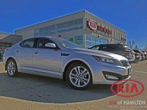 2011 Kia Optima EX Luxury | Panoramic Sunroof | Backup Cam