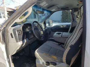 LOW KM 2006 FORD F450 SUPER DUTY  FOR SALE