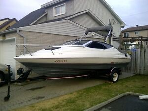Bayliner Capri  21 ft cuddy cabin with Yamaha 150 HP Outboard