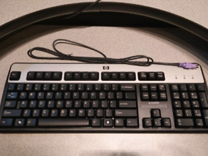 HP Commercial Grade PS/2 Keyboard