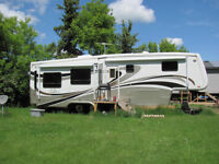 2007 Mobile Suite TK3 36-ft 5th-wheel Trailer