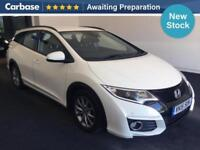 2015 HONDA CIVIC 1.6 i DTEC SE Plus 5dr [Nav] Estate