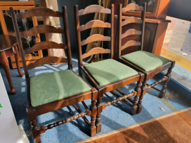 Spare dining chairs £15