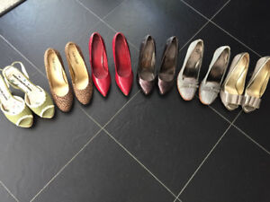 Fall Cleaning - Shoe Reduction Event, Size 10's, Great Condition