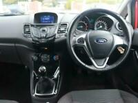 2014 Ford Fiesta Ford Fiesta 1.25 Zetec 5dr Hatchback Petrol Manual