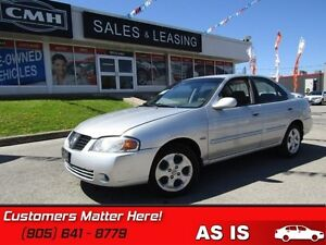 2006 Nissan Sentra   AS TRADED *UNCERTIFIED*