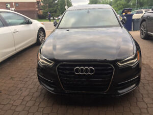 Audi A6 3.0 Turbo Charged S Line Black Gem Fully Loaded