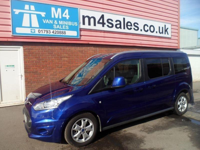Ford Transit Connect TOURNEO GRAND TITANIUM TDCI 120PS A C 7 SEATER