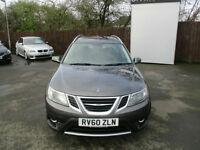 2010 Saab 9-3 1.9TTiD ( 180ps ) SportWagon X(FULL HISTORY,WARRANTY)