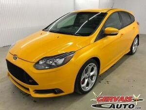 Ford FOCUS ST Turbo GPS Cuir Recaro MAGS 2013