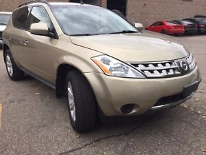 2007 Nissan Murano SE SUV, Crossover !  !! SAFETY & E-TEST !!