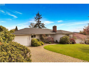 Large Family Home on Lansdowne Slope in Oak Bay - Aug 1st, 2017
