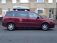 Fiat Ulysse 2004 for spares or repair 7 seat mpv