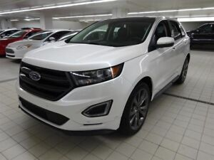 Ford Edge Sport Awd Toit Ouvrant Navigation Camera