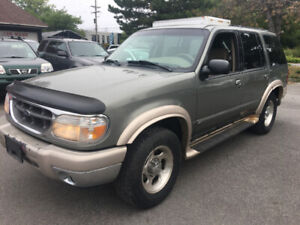 """2000 Ford Explorer Eddie Bauer """"AS IS SPECIAL"""" Only $600"""