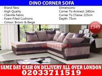 Brand New Diano Corner sofa Weatherford