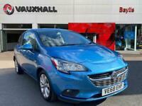 2019 Vauxhall Corsa 1.4T [100] Energy 3dr [AC] Hatchback Petrol Manual
