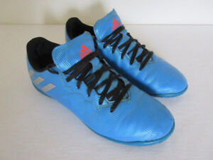 Youth Indoor Soccer Shoes -- Adidas Size 6 -- Nike Size 4