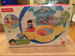 Little people - fisher price