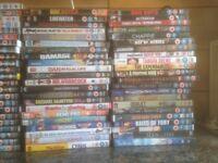 DVD films over 90 films